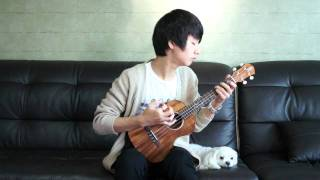 (Bruno Mar) Coun On Me - Sungha Jung (Ukulele)