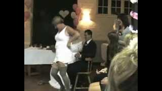 hot  Striptease party