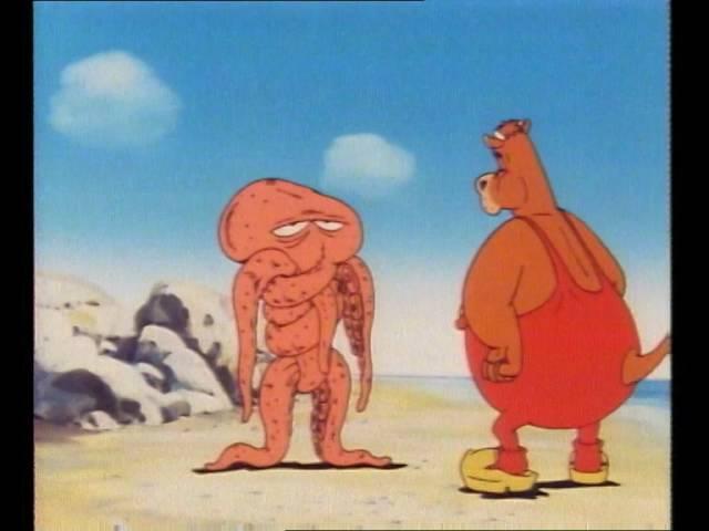 Boes - Dat is dus een Octopus