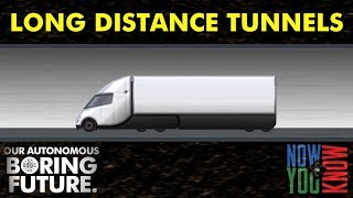 Boring Long Distance Tunnels - Part 3