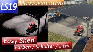 """[""""LS19"""", """"FS19"""", """"Landwirtschafts Simmulator"""", """"Modvorstellungen"""", """"Playtest"""", """"Easy Shed"""", """"Farben"""", """"Licht"""", """"Schalter""""]"""
