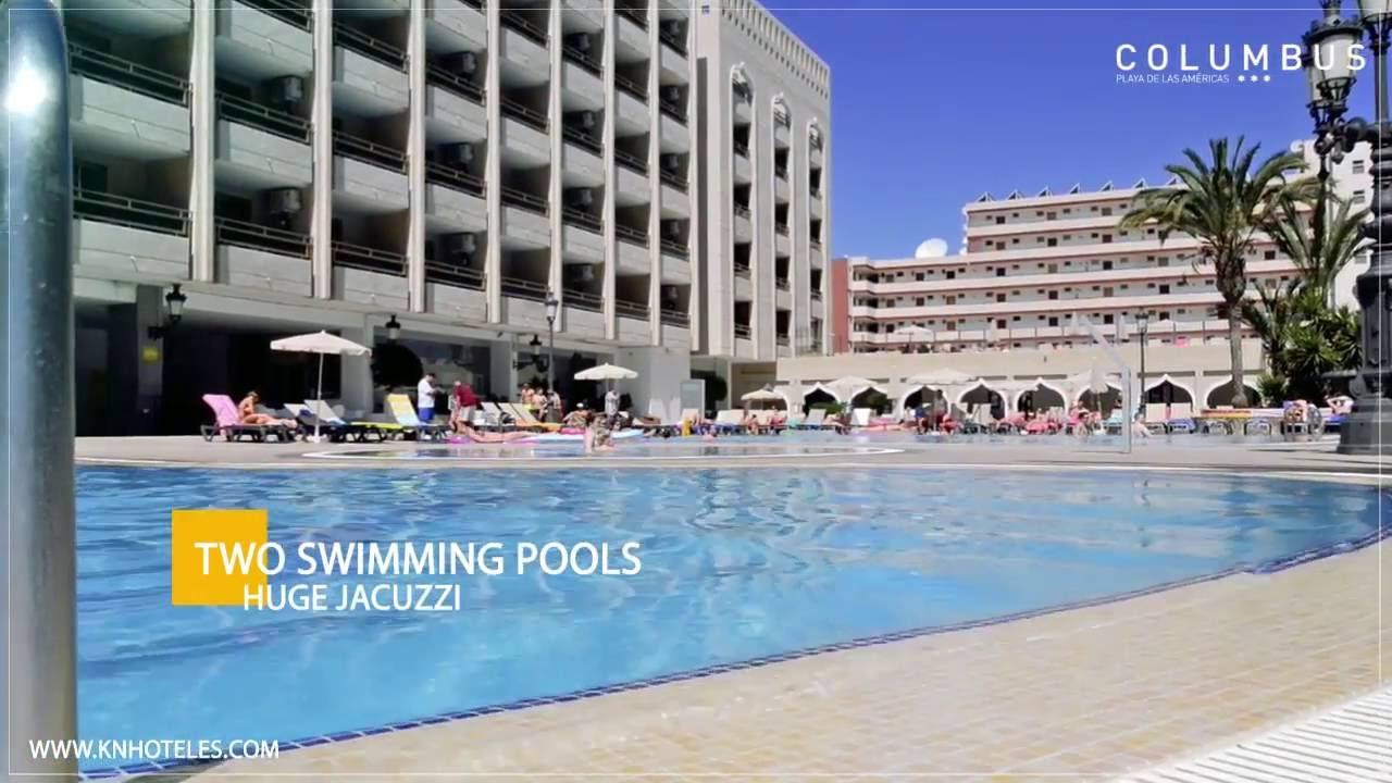 Video of The Hotel Columbus - Playa de las Americas - Tenerife