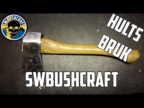 Hults Bruk Axe Restoration - SWBushcraft