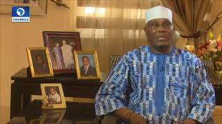 Atiku Announces Defection To PDP, Says APC Has Failed Nigerians