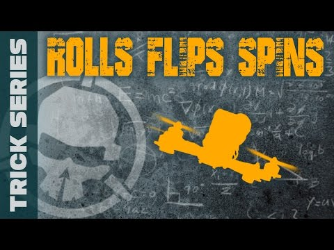 Rolls, Flips, and Spins with Chad and Tommy - Trick Series