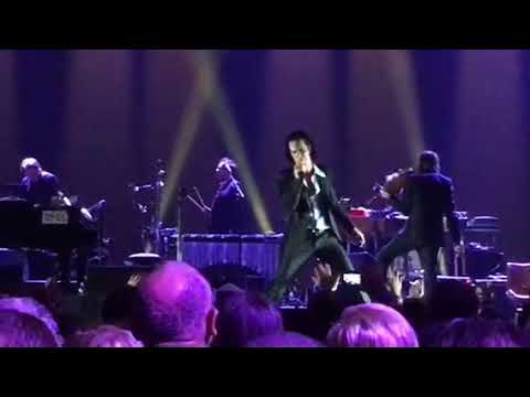 NICK CAVE & THE BAD SEEDS - The Mercy Seat (2017.11.01, Wien)