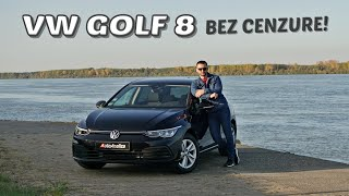 Test: VW Golf 8 *bez cenzure*