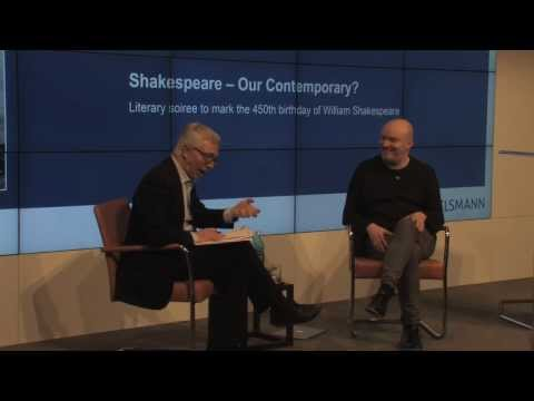 Mark Ravenhill in conversation with John Mullan / Shakespeare 2014