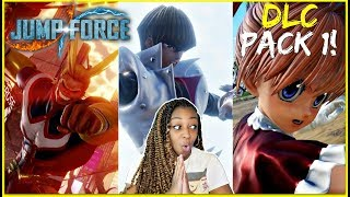 I AM HERE!! | Jump Force DLC Pack 1 (All Might, Seto Kaiba, & Biscuit) Gameplay!!
