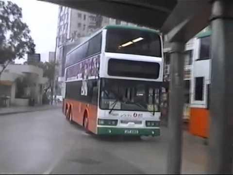 新巴3601 行走路線595 / NWFB 3601 on route 595