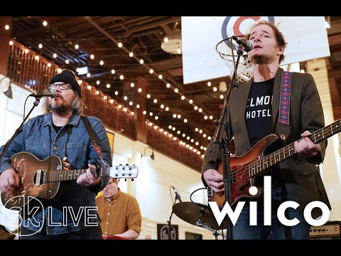 Wilco - Everyone Hides [Songkick Live]