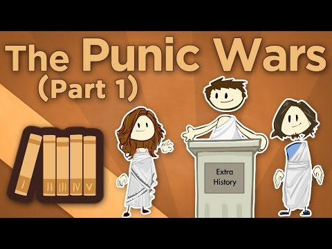 Rome: The Punic Wars - I: The First Punic War - Extra Histor