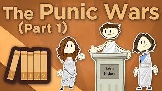 Rome: The Punic Wars - I: The First Punic War - Extra History(Support our Patreon to create more Extra History! http://bit.ly/EHPatreon **This video may be used freely in its original unaltered state for educational purposes!, 2013-09-06T16:00:46.000Z)