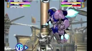 Evo 2004 MvC2 Sean Morgan vs Ricky Ortiz G2