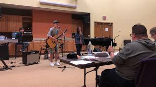 to learn to fly, songwriting, penndel dfaf 2019