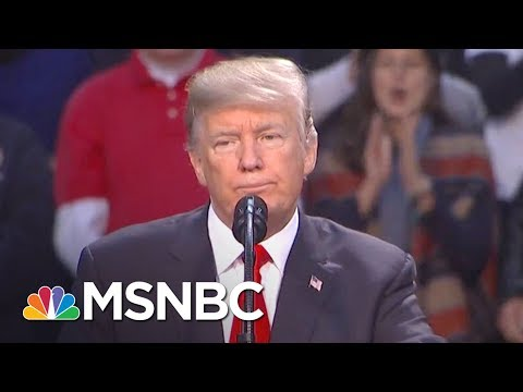 Download Youtube: President Donald Trump Fully Endorses Roy Moore At Florida Rally | The Last Word | MSNBC