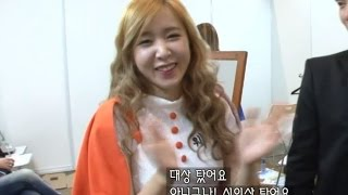 【TVPP】Crayon Pop - 2013 W Rookie Awards, 크레용팝 - 2013 여자 신인상 수상! @ Human Docu