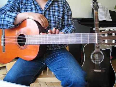 Bai Tap 3 Guitar -  Tinh Xa - Trinh Cong Son