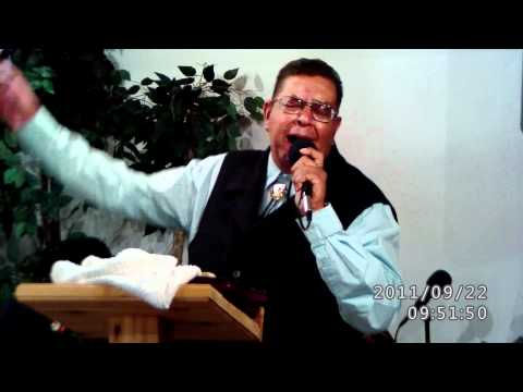 Evangelist Robert Nomee   I've Got To Get A Message To Jesus ! Reprise !