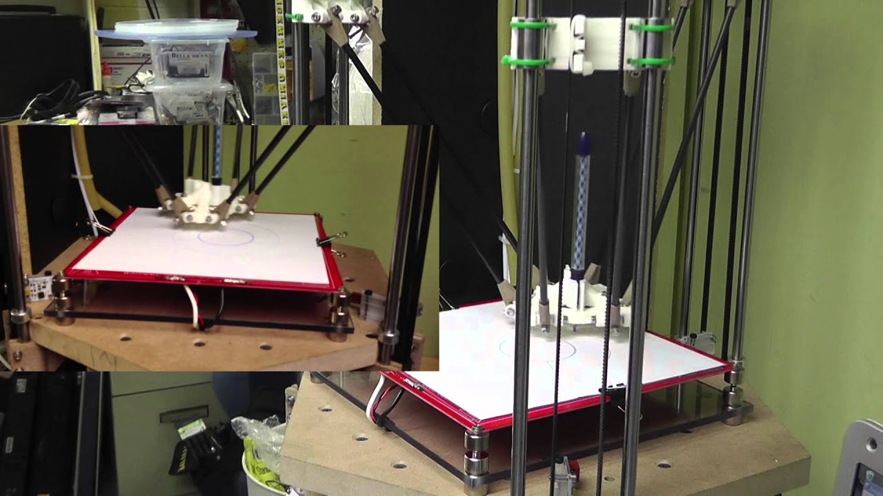 Delta 3d printer project start to finish of building a - Where can i buy a 3d printed house ...