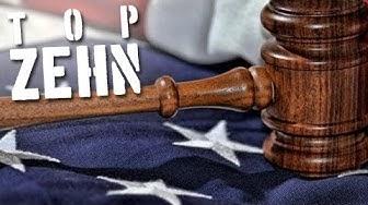 10 komische USA-Gesetze