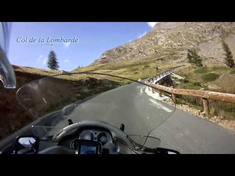 Rodando por los Alpes franceses