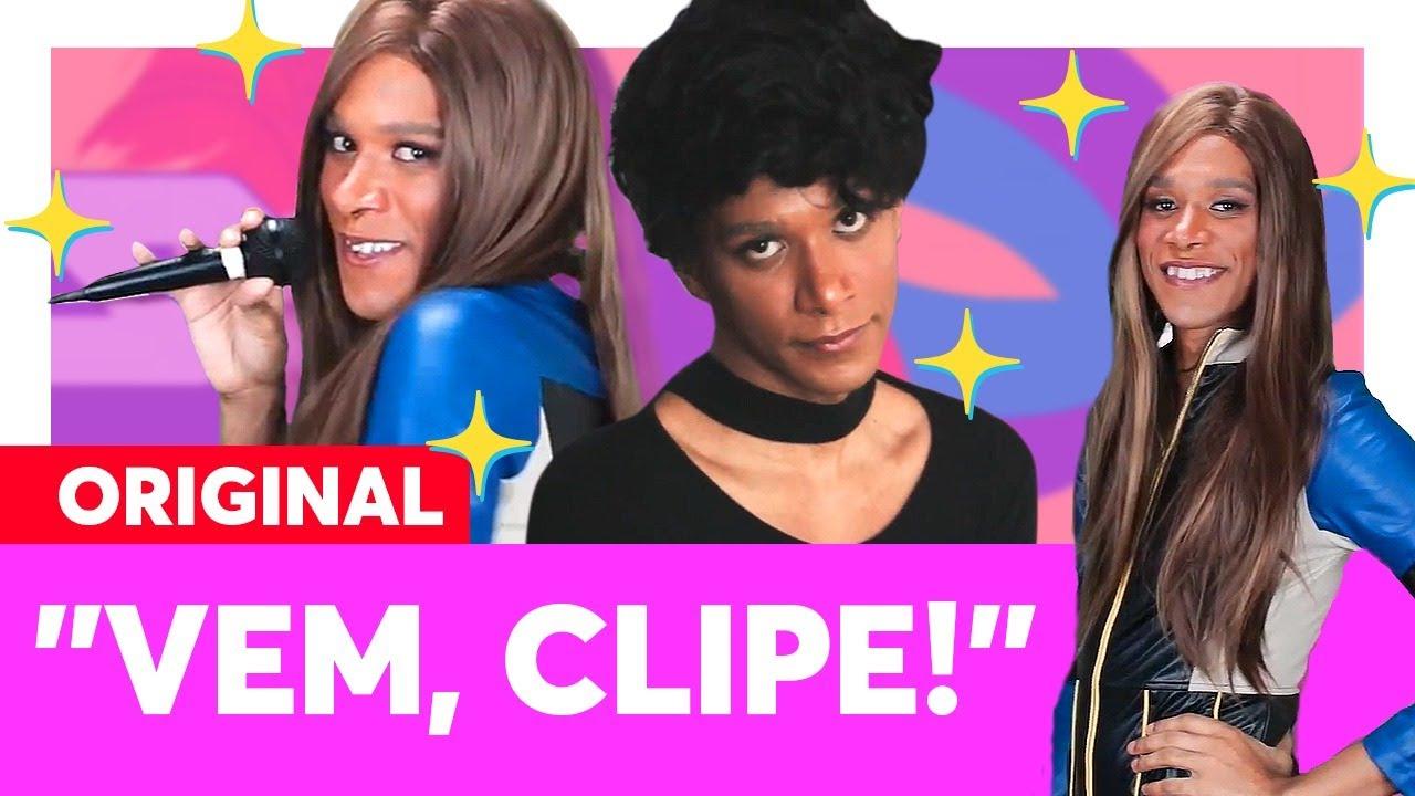 Dagny ERRA FEIO ao apresentar o TVZ | Klam na Quarentena | Humor Multishow