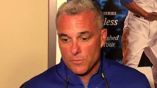Dayton Moore on Kelvin Herrera Trade