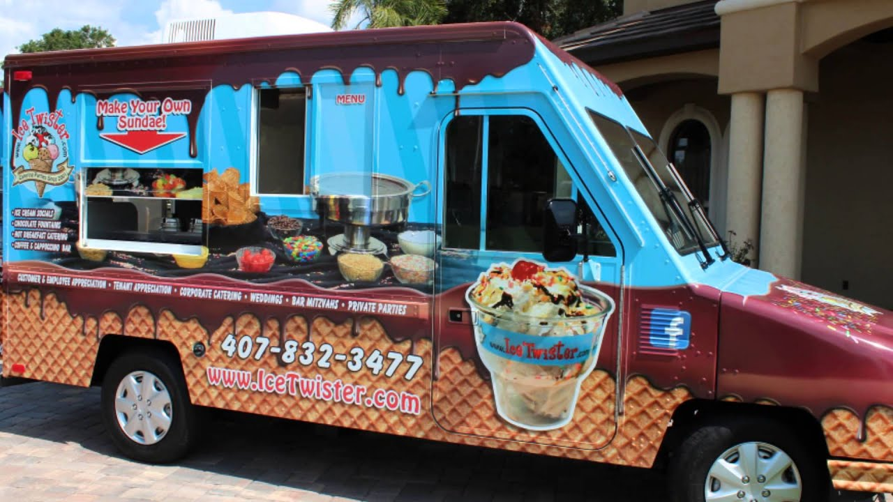 Ice Twister Presents: Orlando Ice Cream Truck - \