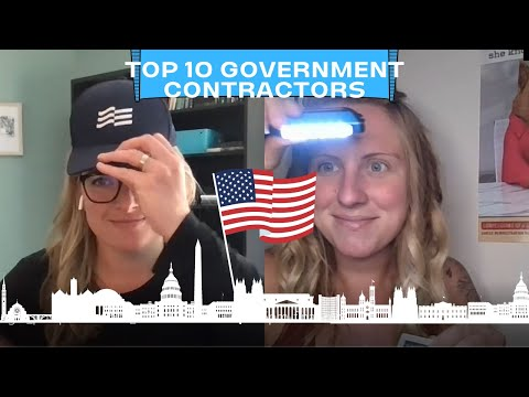 Government Contracts: Top 10 Defense Contractors that Make Billions