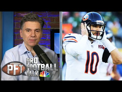 PFT Draft: QBs under most pressure in Week 1 | Pro Football Talk | NBC Sports