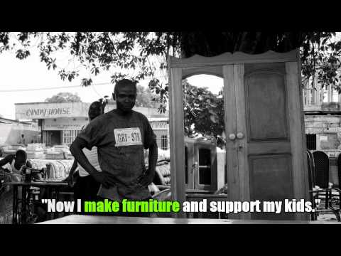 To The Wood Markets of Kinshasa