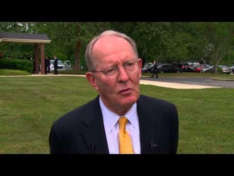 Senator Howard Baker's Funeral