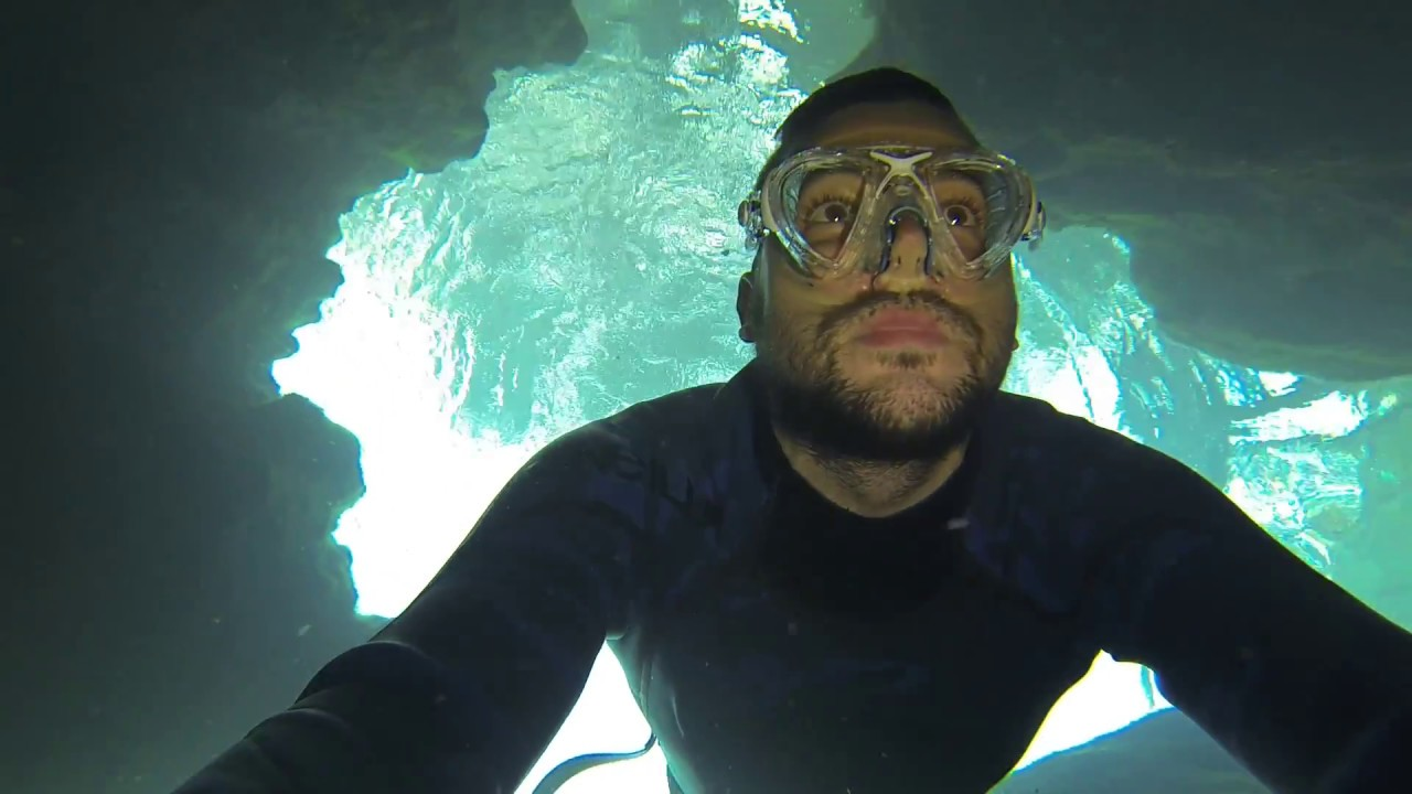 Scary Cave Diving In Florida