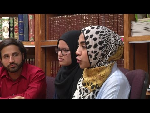 Full interview with members of the Islamic Center of Tucson