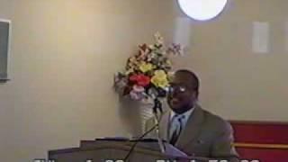 Elder Eddie Sharp 7/4/1999 (Y2K) Part 1