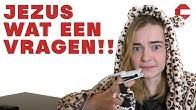 Emma Wortelboer is blij met borsten - CONCENTRATE Zie Ze Liegen