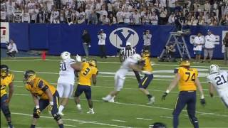 BYU vs Toledo Highlights 2016