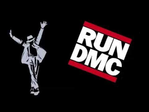 Michael Jackson feat. RUN DMC - Liberian girl/Sucker MC's
