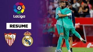 Liga : Le Real s'en remet encore à Benzema !