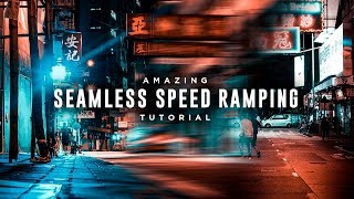 Super Seamless Speed Ramp Transition  Most Detailed Transition Tutorial