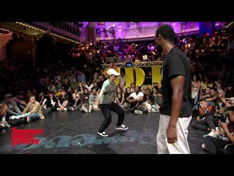 Maika vs P-Dog 3RD ROUND BATTLES Hiphop Forever - Summer Dance Forever 2017