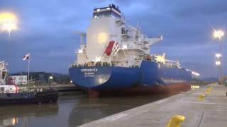 Transits Through Expanded Panama Canal (October) thumbnail