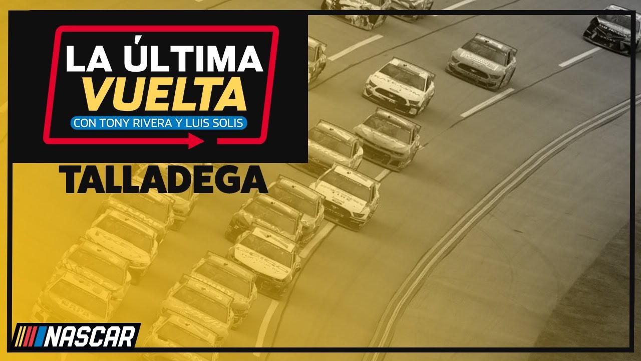 Resumen de la carrera de NASCAR en Talladega Super Speedway