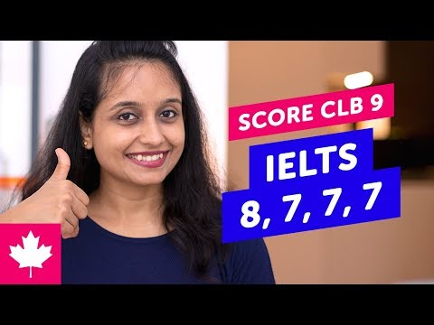 🇨🇦 82 Extra CRS Points With IELTS 8777