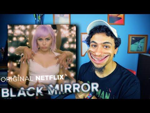 إعلان بلاك ميرور الجديد Black Mirror