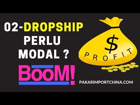 Cara Nak Jadi Dropship 2020 - Modal