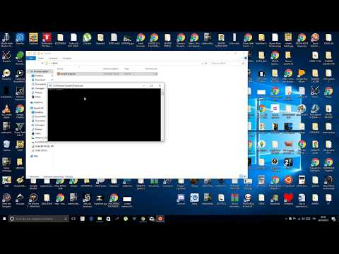 Double-click Run Linux shell scripts (.sh) on Windows 10 using Bash for Windows