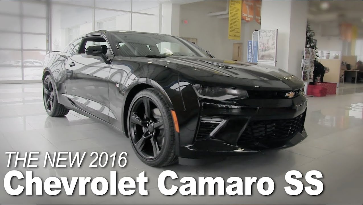 New 2016 Chevy Camaro Ss Lakeville Bloomington Burnsville Minneapolis St Paul Mn Specs You