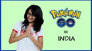 Pokemon Go in India